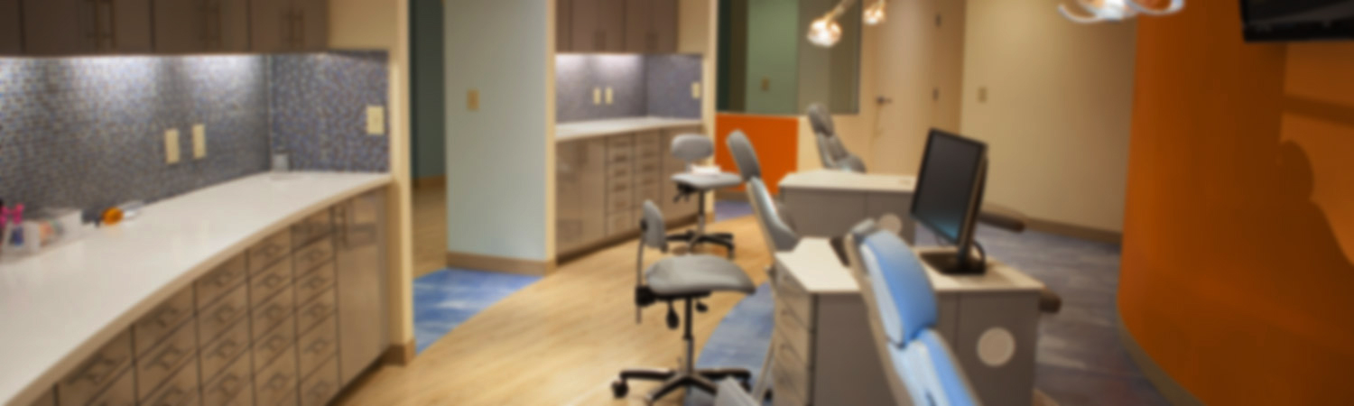 orthodontic, pediatric and general dentistry office design